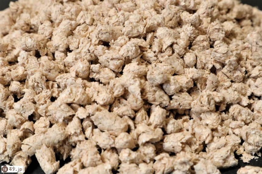 ひのきとおからの流せる猫砂(消臭力)