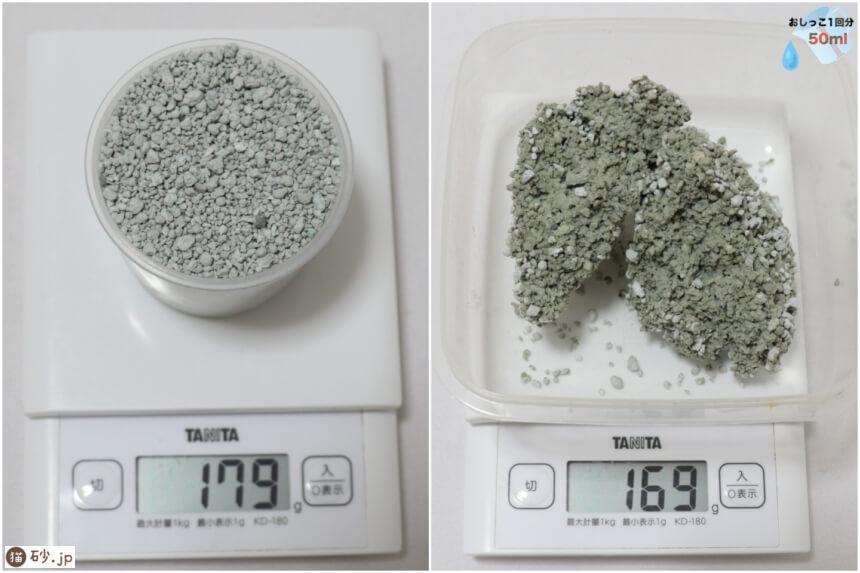 フォーキャットオリジナル(砂の重さ)