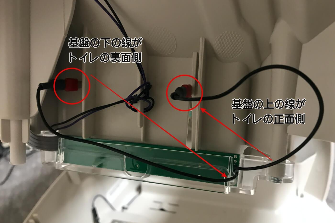 DFIハードウェアの配線に注意