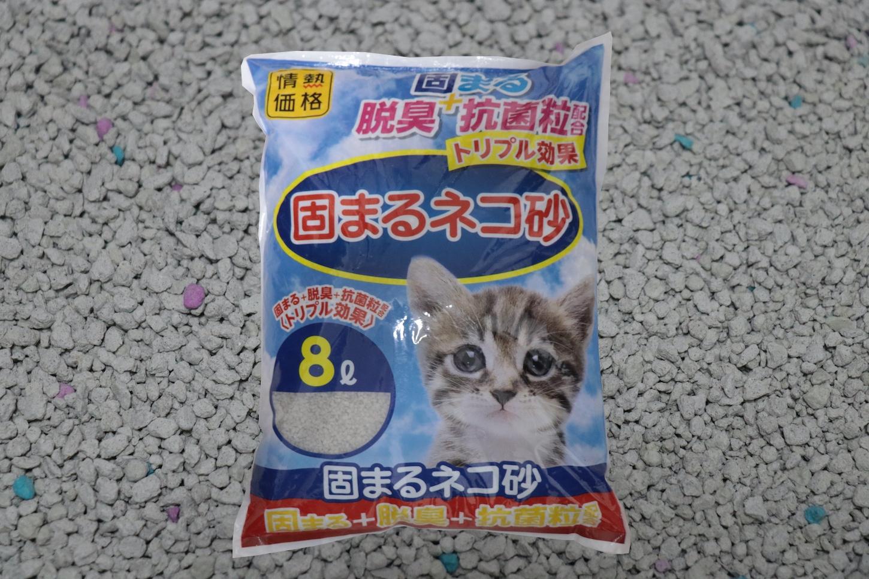 情熱価格 固まるネコ砂