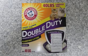 Double Duty Cat Litte(アイキャッチ)